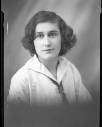 CH085 Madame Rivard, 1929.