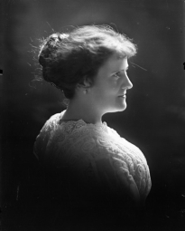 CH085/001/002/0149 Femme inconnue, 1910.