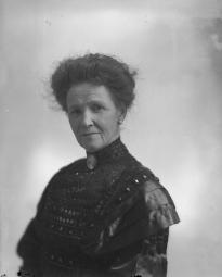 CH085/001/002/1296 Femme inconnue, 1905-1915.