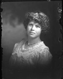 CH085 Femme inconnue, 1913.
