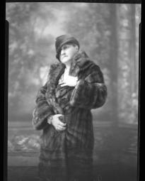 CH085 Madame Jean-Paul Fournier, 1928.