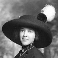 CH085/001/002/0144, femme inconnue, 1910.