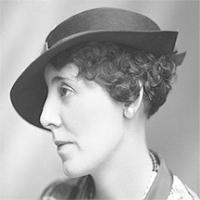 CH085 Mademoiselle Choquette, 1934.
