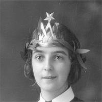 CH085 Juliette Gladu, 1926.
