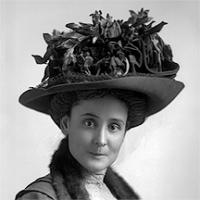CH085/001/002/1348 Femme inconnue, 1905-1915.