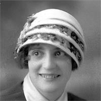 CH085 Rhéa Courtemanche, 1926.