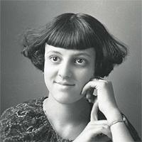 CH085 Femme inconnue, 1924.