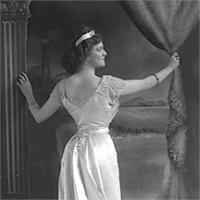 CH085/001/002/1338 Femme inconnue, 1905-1915.