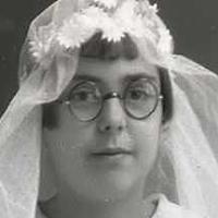 CH085 Jeune fille inconnue, 1930.