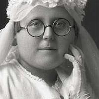 CH085 Jeune fille inconnue, 1924.