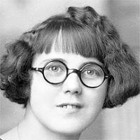 CH085 Rosalie D'Anjou, 1926.
