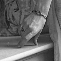 CH085/001/002/0151 Femme inconnue, 1910.