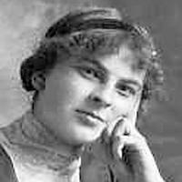 CH085 Femme inconnue , 1913.