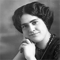 CH085/001/002/0053 Femme inconnue, 1905.