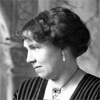 CH085 Femme inconnue, 1910.