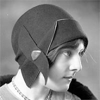 CH085 Lina Charbonneau, 1929.
