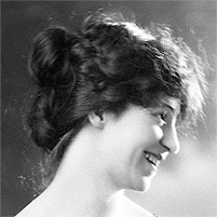 CH085 Angelina Beauregard, 1919.