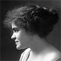 CH085/001/002/0088 Mademoiselle Choquette, 1910.