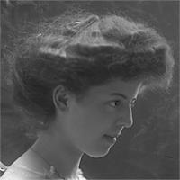 CH085/001/002/1322 Femme inconnue, 1905-1915.