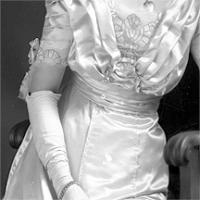 CH085/001/002/1309 Femme inconnue, 1905-1915.