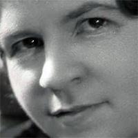 CH085 Femme inconnue, 1930.
