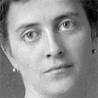 CH085/001/002/1295 Femme inconnue, vers 1905-1915.