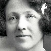 CH085, Femme inconnue, 1924.